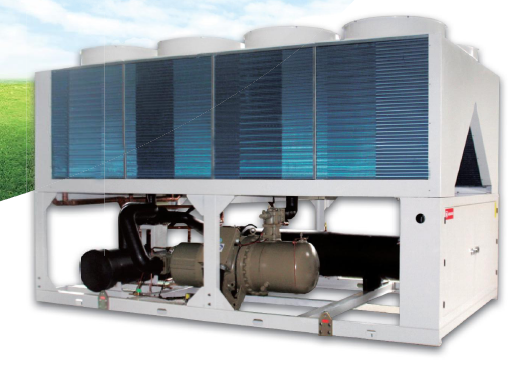 AIR COOLED HEAT PUMP SYSTEM